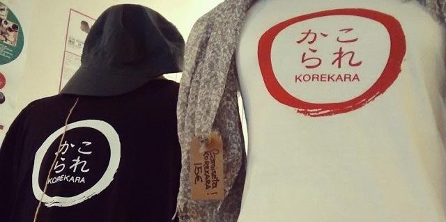 Cómo colaborar con Korekara Japón 2014